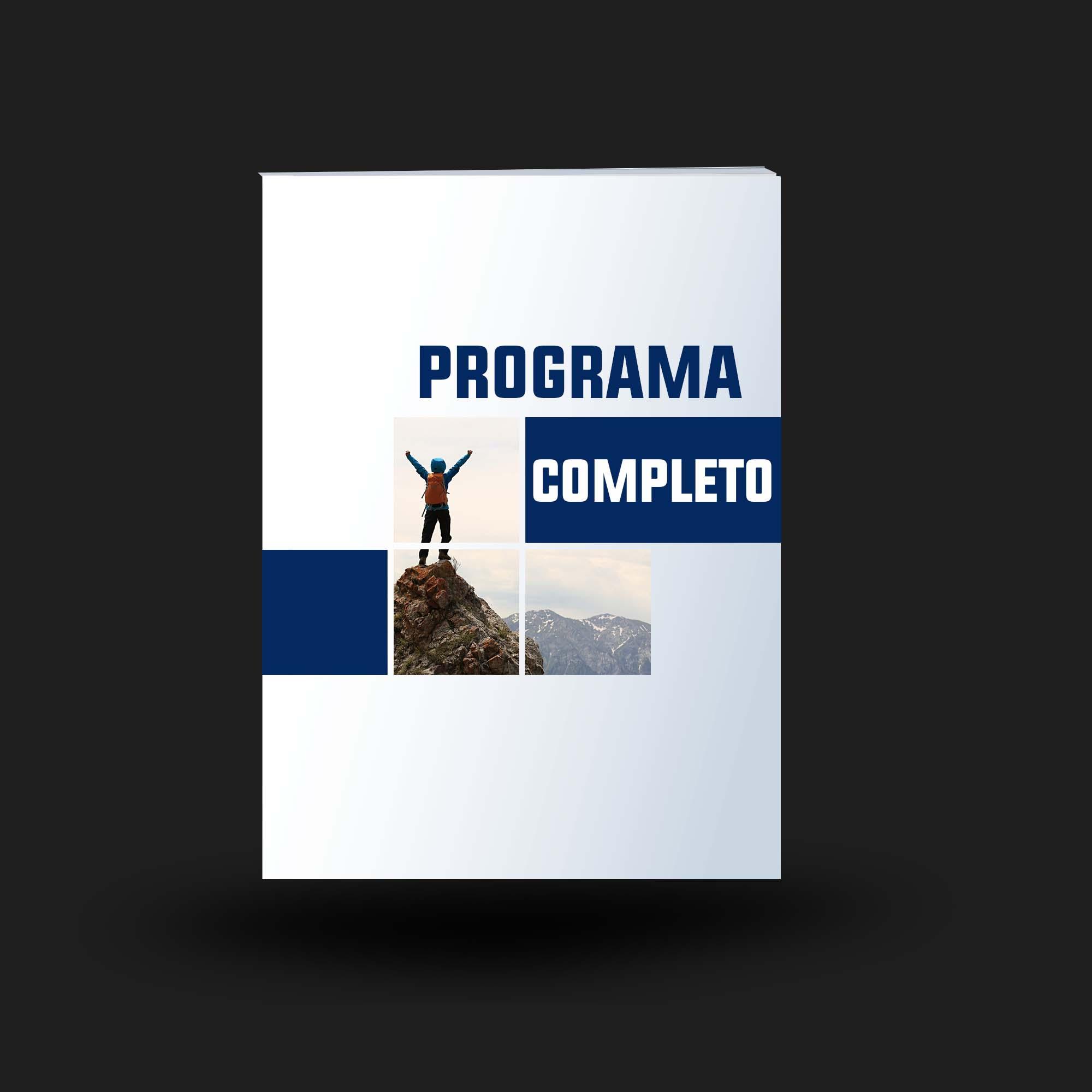 Adultos Taller Programa Completo