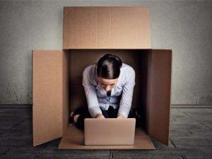 liderazgo líder introvertido tímido espacio oficina