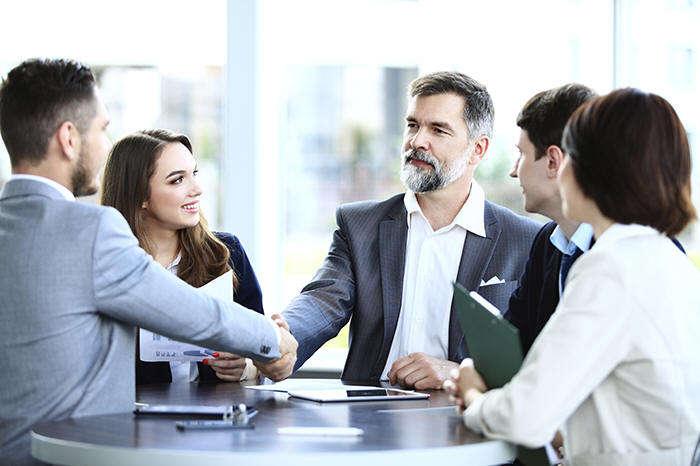 liderazgo lenguaje corporal