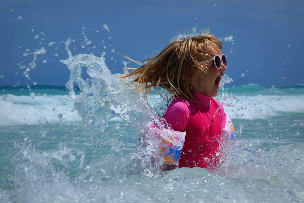 disfrutar playa