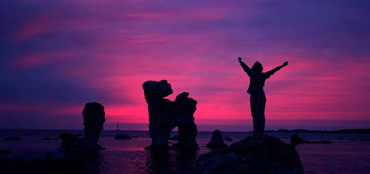 Descubran cómo estar en armonía con uno mismo